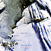 A satellite image of the Ross Sea and Ross Ice Shelf acquired by satellite