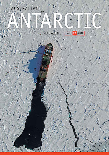 Australian Antarctic Magazine — Issue 23: December 2012