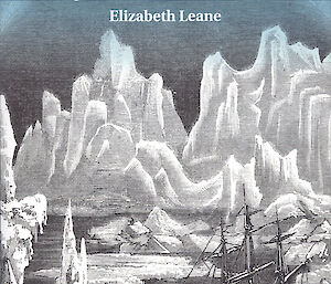 Cover image of the book Antarctica in Fiction by Elizabeth Leane