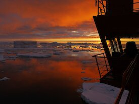 Sunrise RV Aurora Australis (Photo: Robbie Kilpatrick)