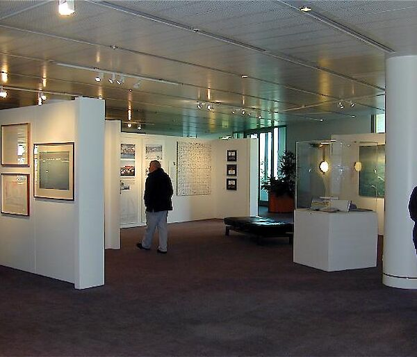 Parliament House exhibition
