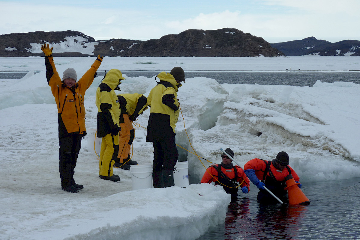 People in Antarctica – Australian Antarctic Program